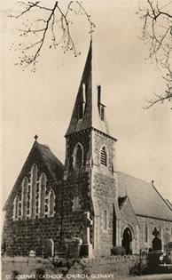 St. Joseph's Catholic Church, Glenavy