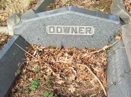 Downer Headstone