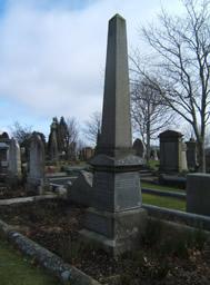 Mayne Family Headstone