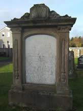 Grave of William McElrath, Mill Farm