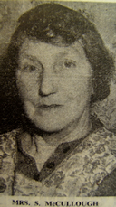 Mrs S McCullough