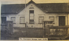 The Forescore Orange Hall
