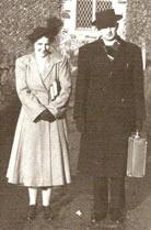 Rev and Mrs Frazer