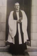 Rev. A.J.E. Campbell (1950-1962)