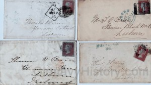 Thomas OBrien envelopes