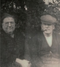 Carol's great grandfather and grandmother James Joseph and Mary Louisa (nee Howley) Heatley, originally from Belfast and Dublin respectively.  They settled with their large family on Chapel Hill and they died within a week of each other in 1956.